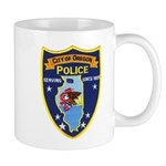 Oregon Illinois Police Mug
