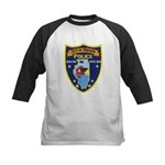 Oregon Illinois Police Kids Baseball Jersey