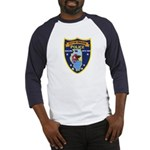 Oregon Illinois Police Baseball Jersey