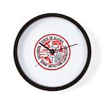 Alaska C.S.I. Wall Clock