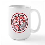 Alaska C.S.I. Large Mug