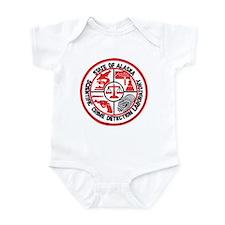 Alaska C.S.I. Infant Bodysuit