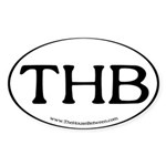 THB Sticker (10 pack)
