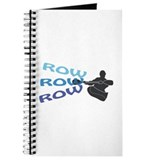 Row, Row, Row Journal