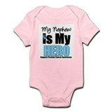 Prostate Cancer Hero Onesie