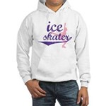 Ice Skating Hooded Sweatshirt