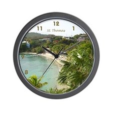 St. Thomas Wall Clock