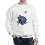 Tattoo Gecko Sweatshirt