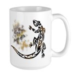 Tattoo Gecko Large Mug