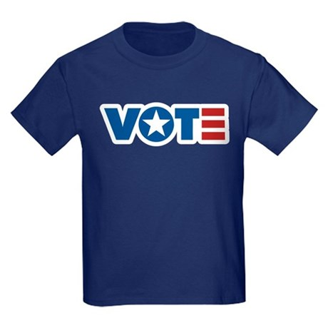 VOTE Kids Dark T-Shirt