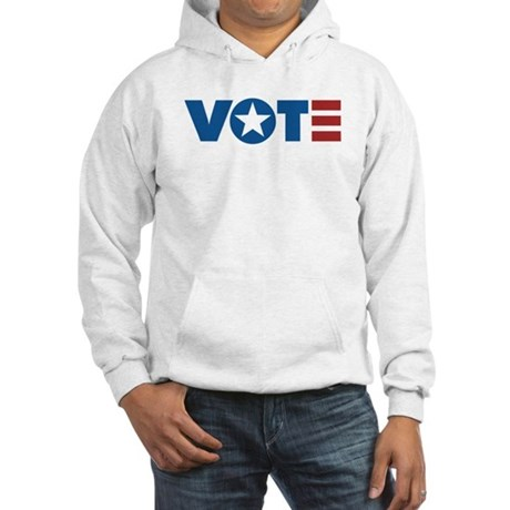 VOTE Hooded Sweatshirt