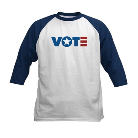 VOTE Kids Baseball Jersey