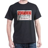 Notice / Engineers T-Shirt