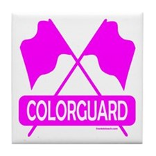 COLORGUARD Tile Coaster