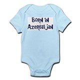 Born in Azerbaijan Infant Bodysuit