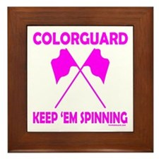 COLORGUARD Framed Tile