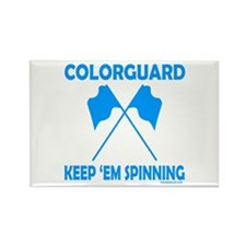 COLORGUARD Rectangle Magnet