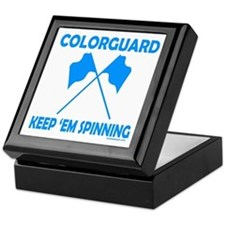COLORGUARD Keepsake Box
