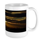 Auckland Gold Glow Mug