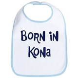 Born in Kona Bib