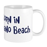 Born in Pompano Beach Mug
