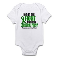 In The Fight Against CP 1 (Niece) Infant Bodysuit