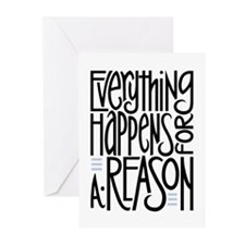 Everything Happens Greeting Cards (Pk of 20)
