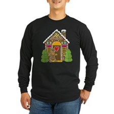 Gingerbread House T