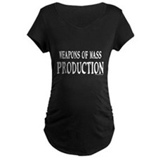 Weapons of mass production breastfeeding T-Shirt