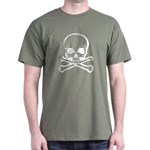 Skull and Crossbones Dark T-Shirt