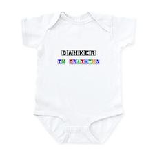 Banker In Training Infant Bodysuit