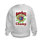 Baseball Champ Kids Sweatshirt