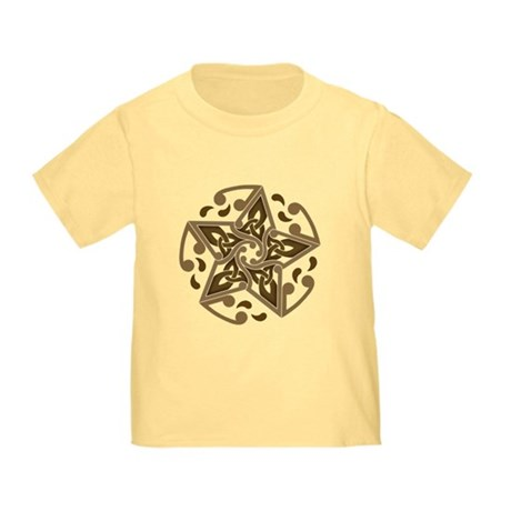 Celtic Star Toddler T-Shirt
