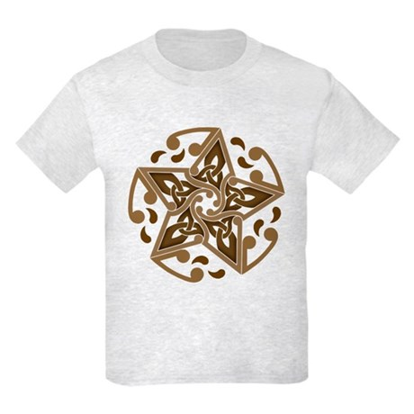 Celtic Star Kids Light T-Shirt
