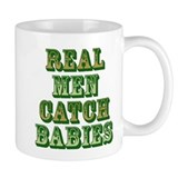 Real Men Small Mug