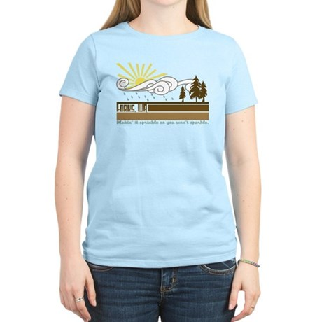 Forks Women's Light T-Shirt