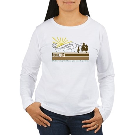 Forks Women's Long Sleeve T-Shirt