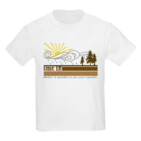 Forks Kids Light T-Shirt