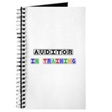 Auditor In Training Journal