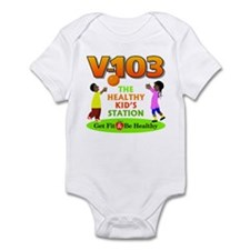 The Healthy Kid's Station Infant Bodysuit