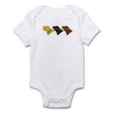 Retrivers Infant Bodysuit