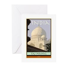 India Greeting Cards (Pk of 20)