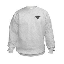 SuperMentor(metal) Sweatshirt