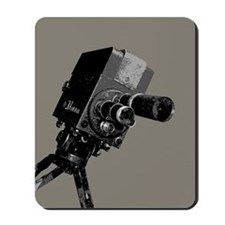 Turret Cam Mousepad