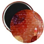 Obama - World Tour Rectangle Magnet (10 pack)