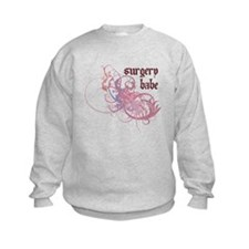 Surgery Babe Sweatshirt