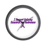 I support Epilepsy research and awareness Wall Clo