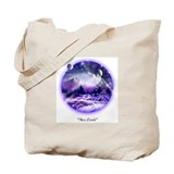 'New Earth'Tote Bag