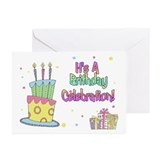 Fill In Birthday Party Invitations (Pk of 10)