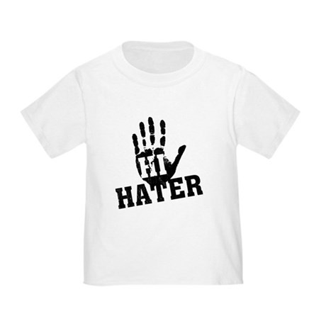 Hi Hater Toddler T-Shirt